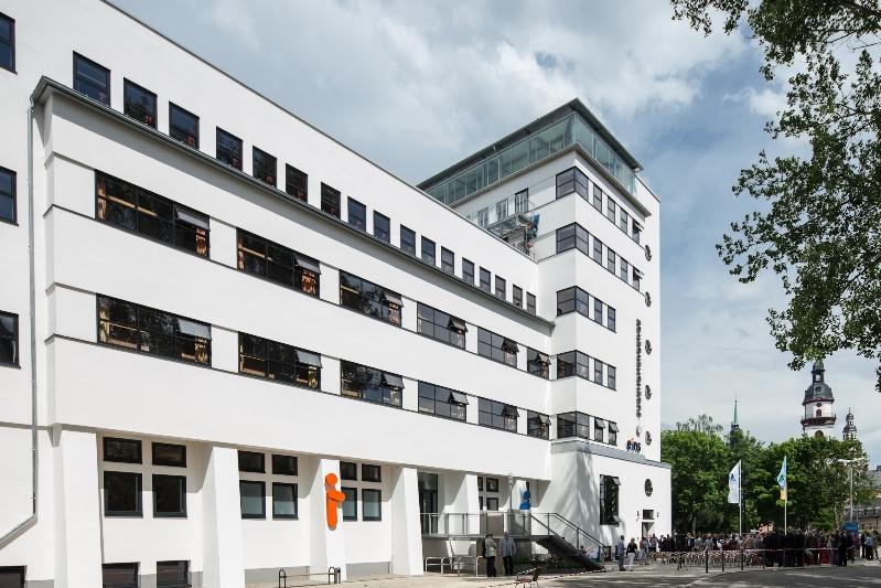 Jugendherberge eins eins energie in sachsen - Architekt chemnitz ...